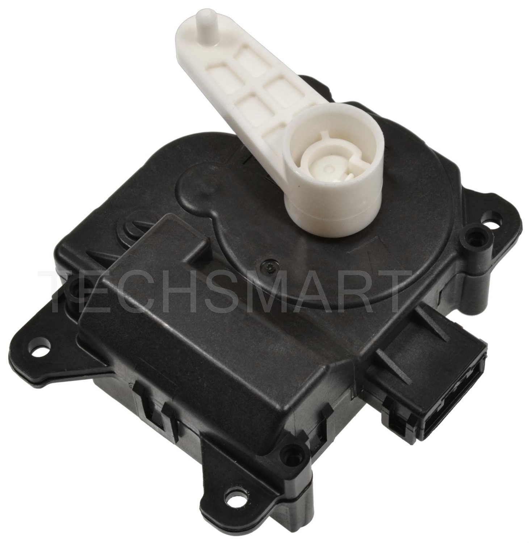 STANDARD MOTOR PRODUCTS - HVAC Heater Blend Door Actuator - STA J04023