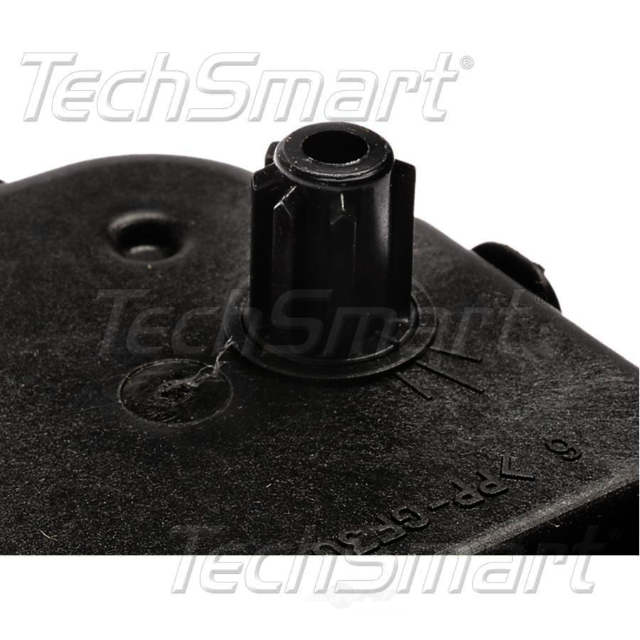 STANDARD MOTOR PRODUCTS - HVAC Heater Blend Door Actuator - STA J04051