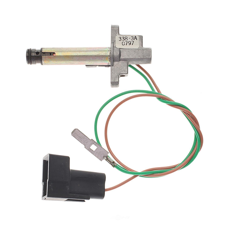 STANDARD MOTOR PRODUCTS - Mixture Control Solenoid - STA MX8