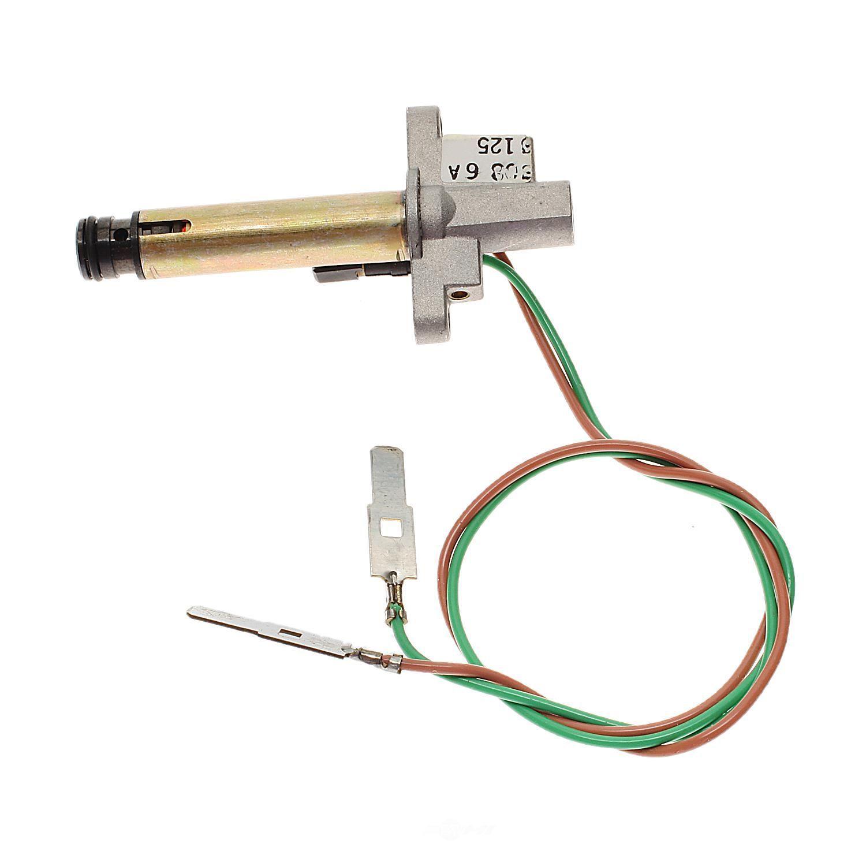 STANDARD MOTOR PRODUCTS - Mixture Control Solenoid - STA MX9