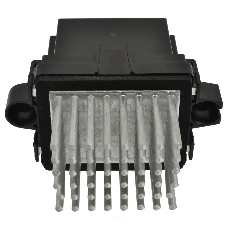 STANDARD MOTOR PRODUCTS - Hvac Blower Motor Resistor (Rear) - STA RU-799