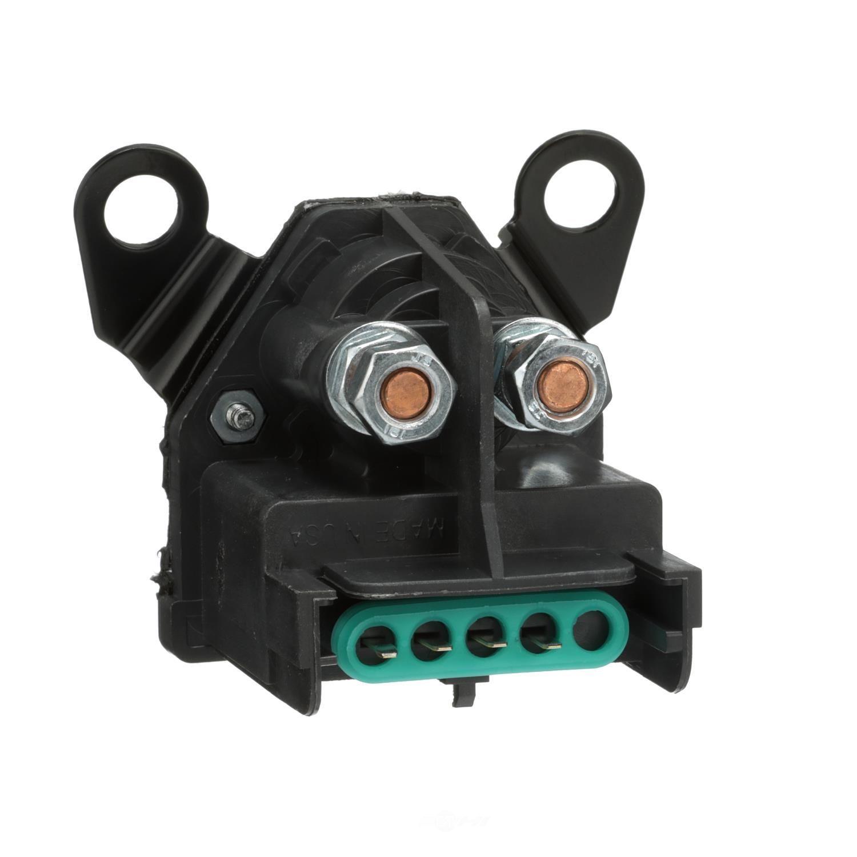 STANDARD MOTOR PRODUCTS - Diesel Glow Plug Relay - STA RY-139