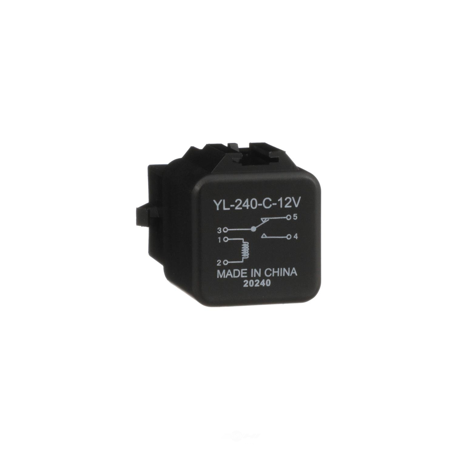 STANDARD MOTOR PRODUCTS - Starter Motor Control Relay - STA RY-46