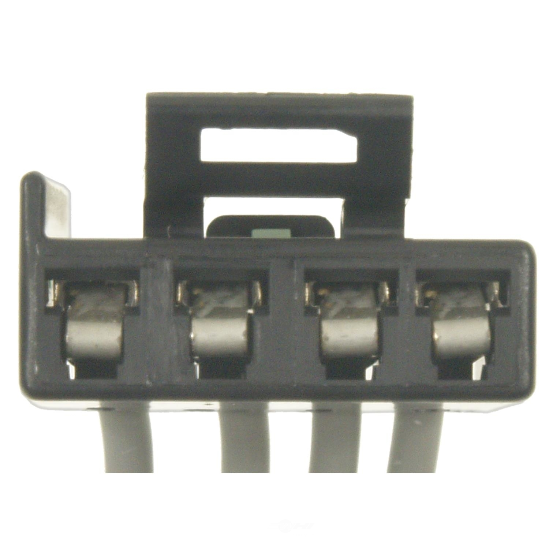 STANDARD MOTOR PRODUCTS - Door Window Switch Connector (Front Left) - STA S-1141