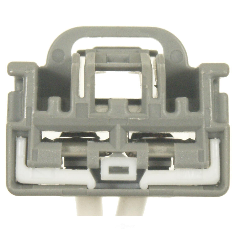 STANDARD MOTOR PRODUCTS - HVAC Blower Motor Resistor Connector (Rear) - STA S-1353