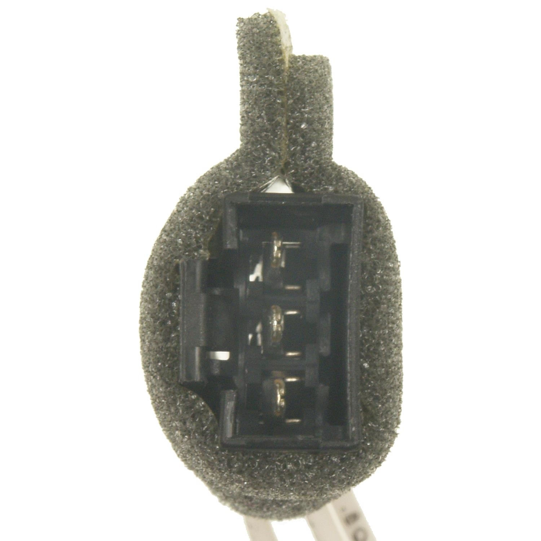 STANDARD MOTOR PRODUCTS - Windshield Wiper Switch Connector Windshield Wiper Switch Connector - STA S-1629