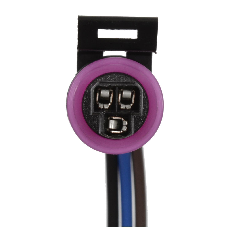 STANDARD MOTOR PRODUCTS - Brake Fluid Pressure Sensor Connector - STA S-619