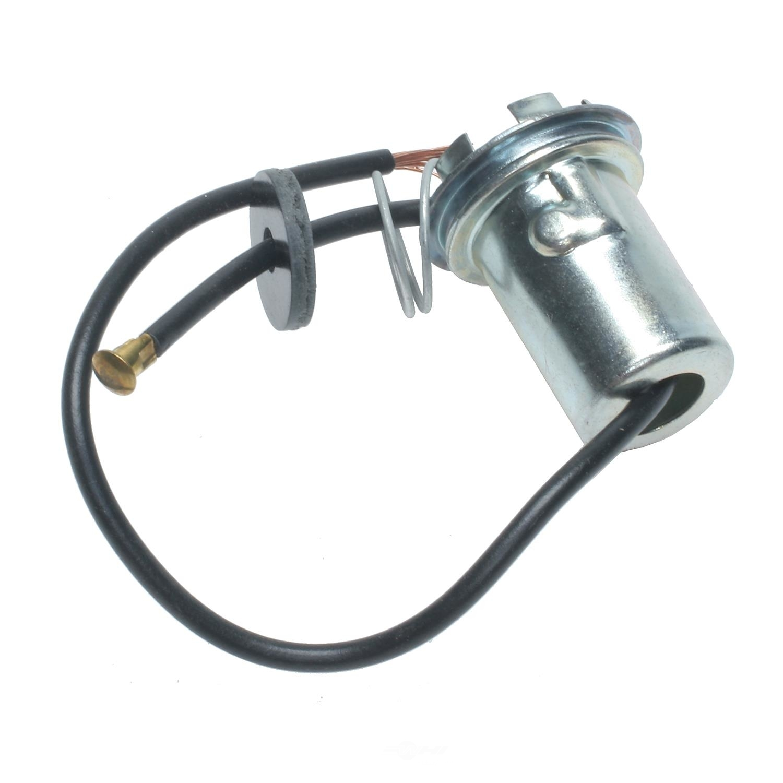 STANDARD MOTOR PRODUCTS - License Plate Light Socket - STA S-865