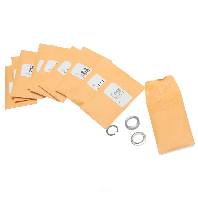 STANDARD MOTOR PRODUCTS - Starter Drive Shaft Retainer Pack - STA SDK-2