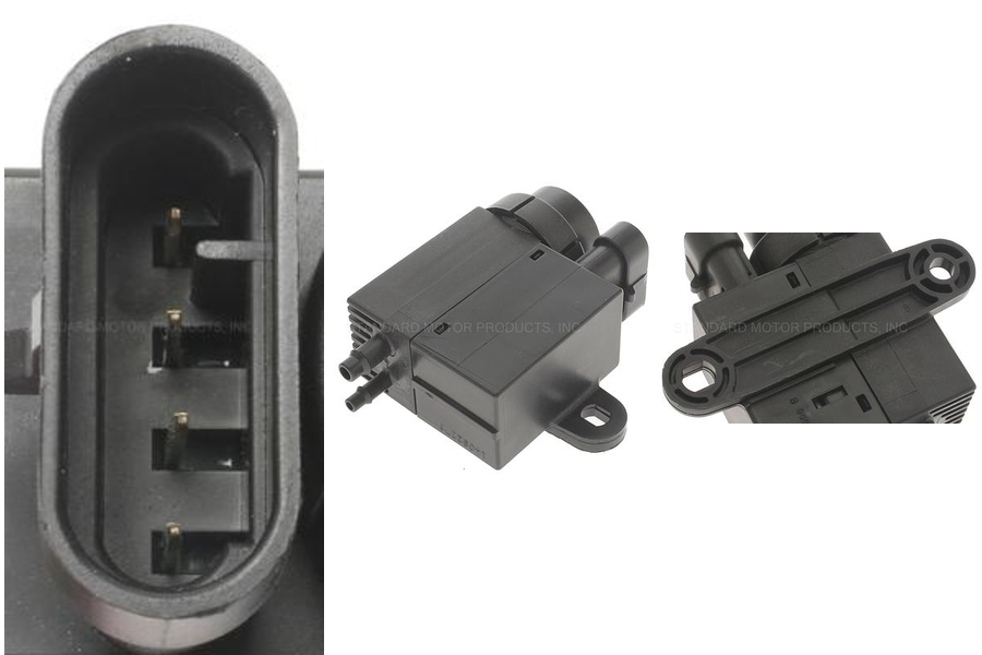 STANDARD MOTOR PRODUCTS - EGR Valve Control Solenoid - STA VS4