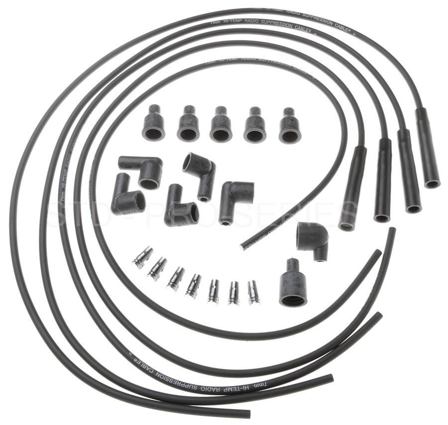 STANDARD PRO SERIES - Spark Plug Wire Set - STH 23400