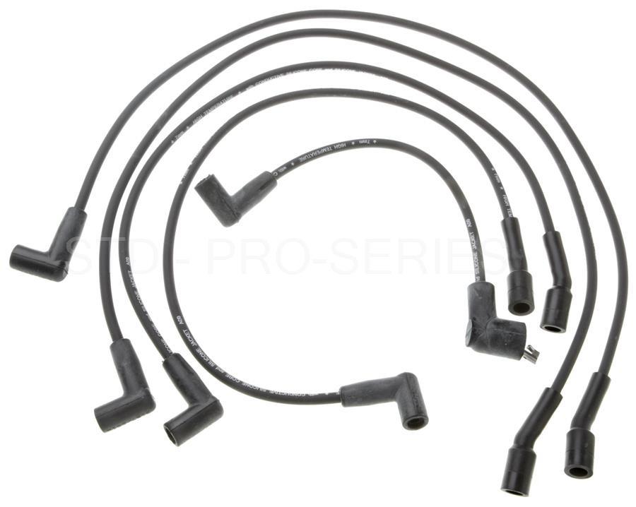 STANDARD PRO SERIES - Spark Plug Wire Set - STH 27411