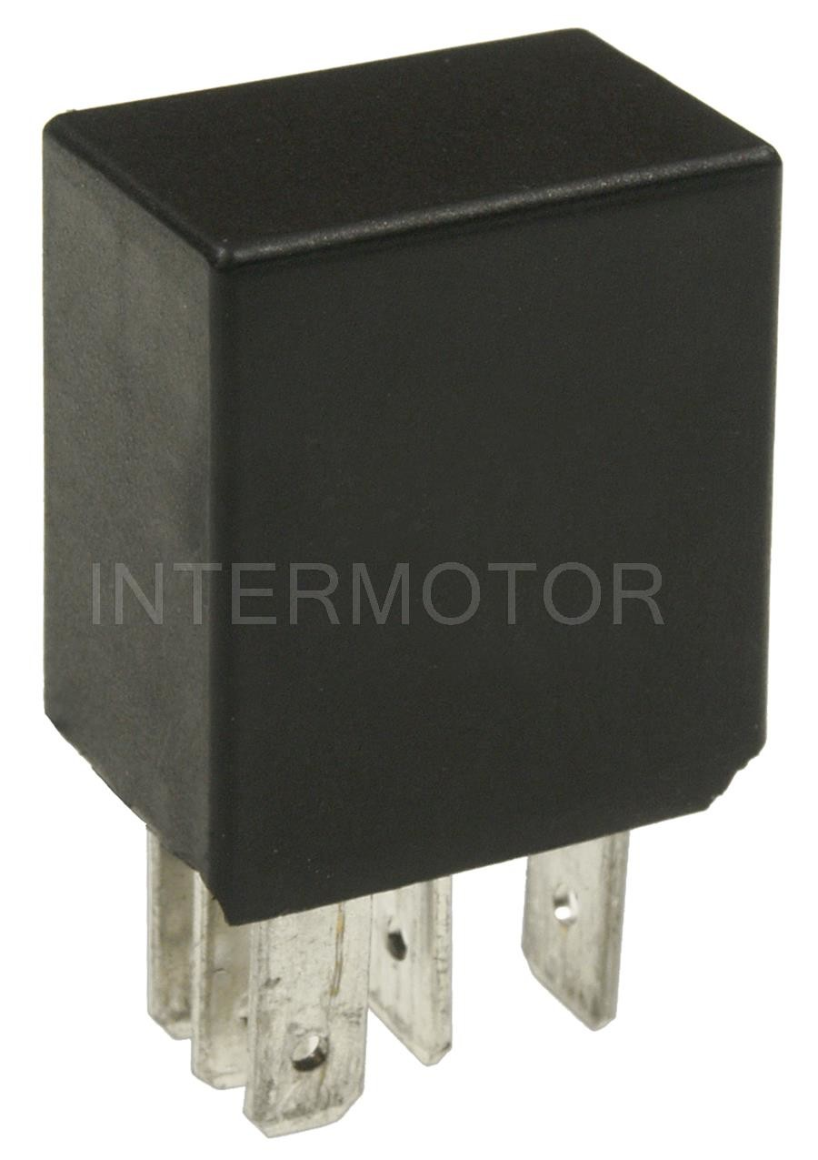 STANDARD INTERMOTOR WIRE - Engine Cooling Fan Motor Relay - STI RY-1487