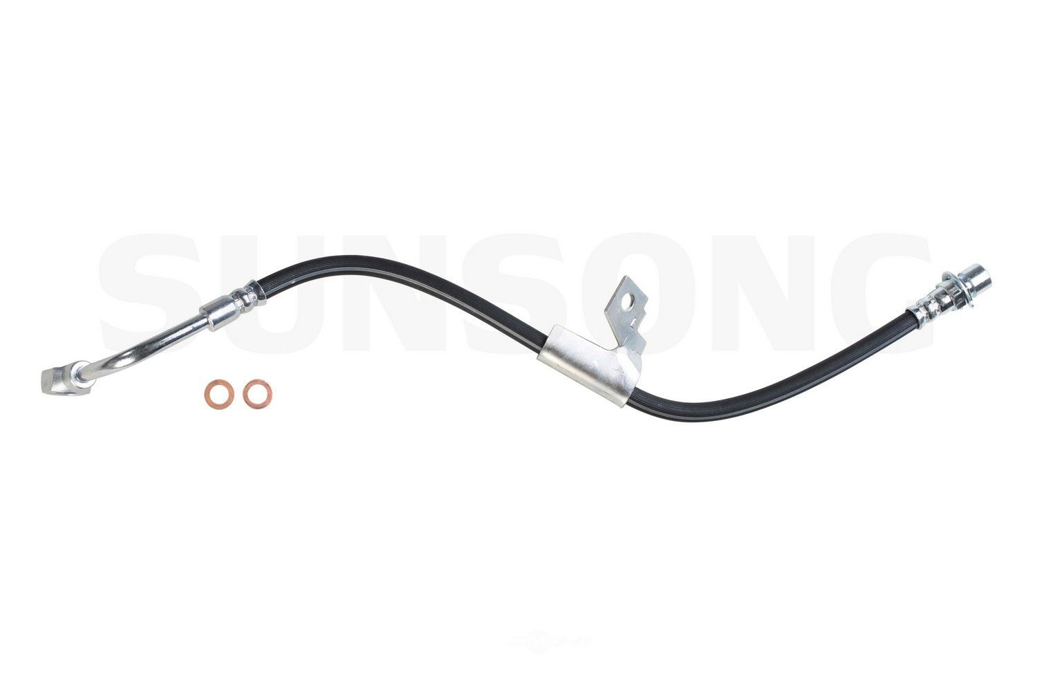 SUNSONG NORTH AMERICA - Brake Hydraulic Hose (Front Left) - SUG 2201015
