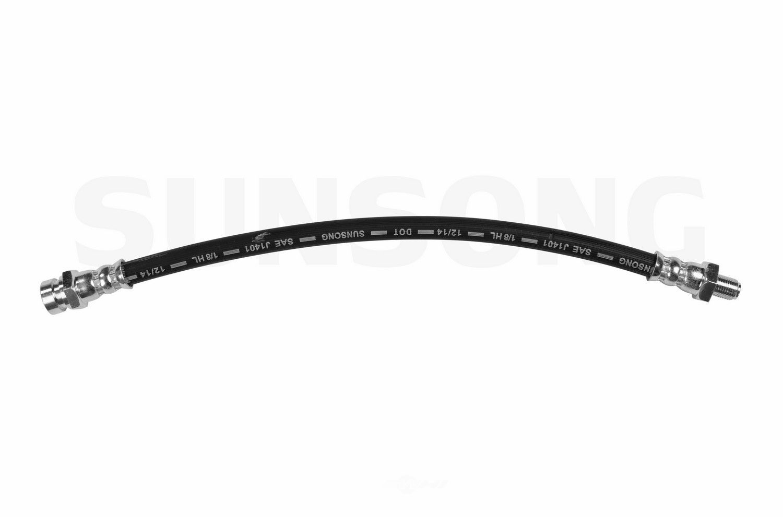 SUNSONG NORTH AMERICA - Brake Hydraulic Hose - SUG 2201038