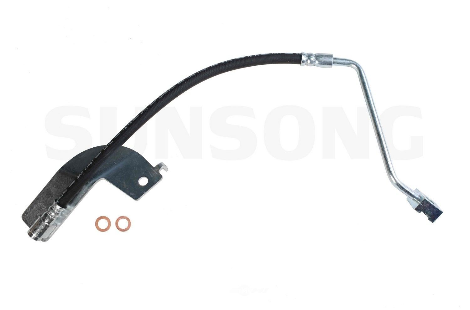 SUNSONG NORTH AMERICA - Brake Hydraulic Hose (Rear Left) - SUG 2201900