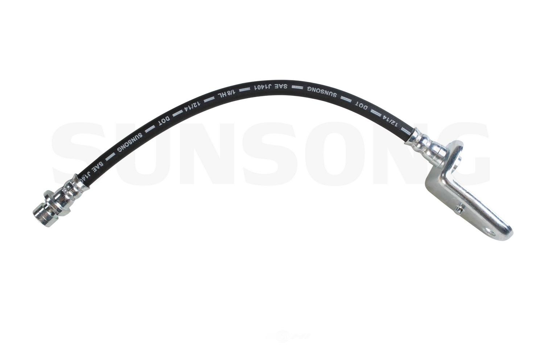 SUNSONG NORTH AMERICA - Brake Hydraulic Hose (Rear) - SUG 2202801