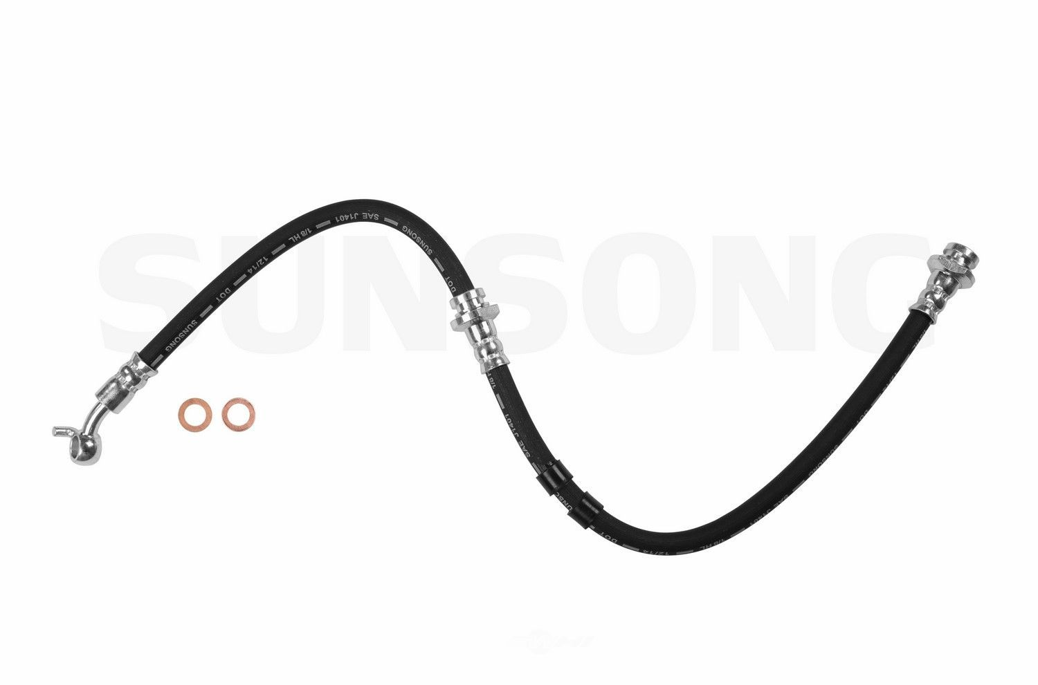 SUNSONG NORTH AMERICA - Brake Hydraulic Hose (Front Left) - SUG 2204873