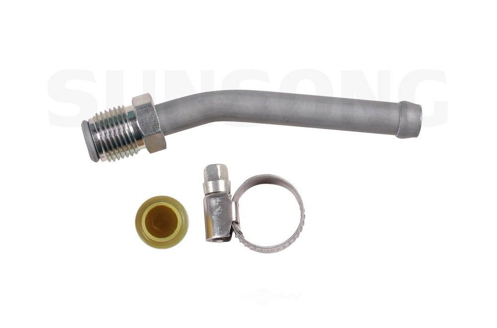 SUNSONG NORTH AMERICA - Power Steering Return Line End Fitting - SUG 3602838
