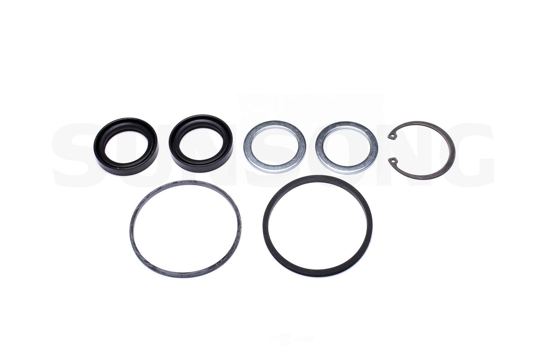 SUNSONG NORTH AMERICA - Steering Gear Pitman Shaft Seal Kit - SUG 8401035