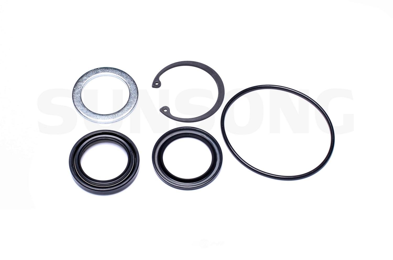 SUNSONG NORTH AMERICA - Steering Gear Pitman Shaft Seal Kit - SUG 8401096