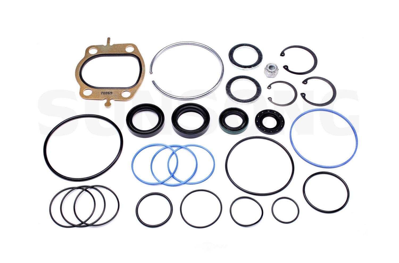 SUNSONG NORTH AMERICA - Steering Gear Seal Kit - SUG 8401299