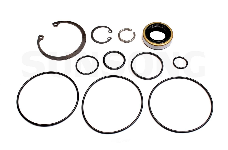 SUNSONG NORTH AMERICA - Power Steering Pump Seal Kit - SUG 8401421