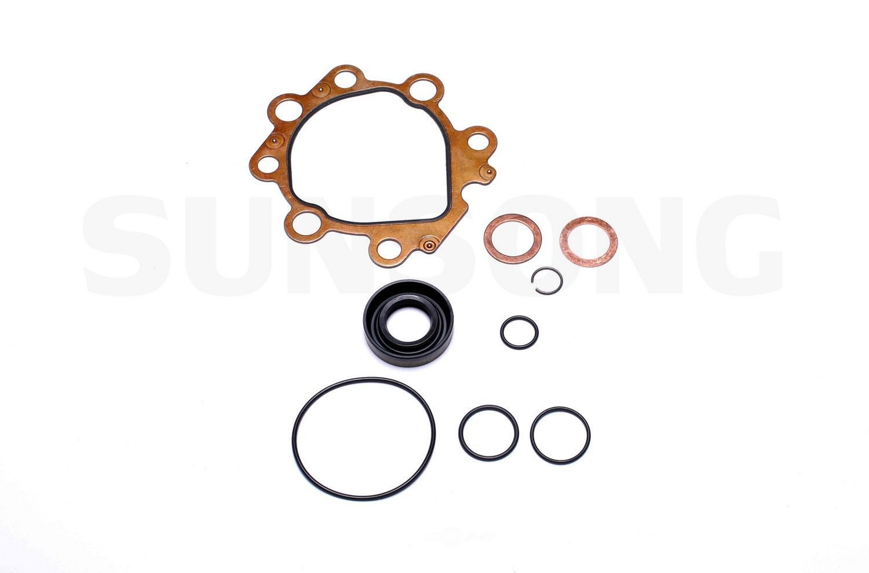 SUNSONG NORTH AMERICA - Power Steering Pump Seal Kit - SUG 8401495