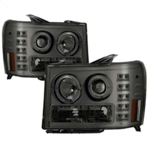 SPYDER AUTO - Halo Projector Headlights - SYA 5010629