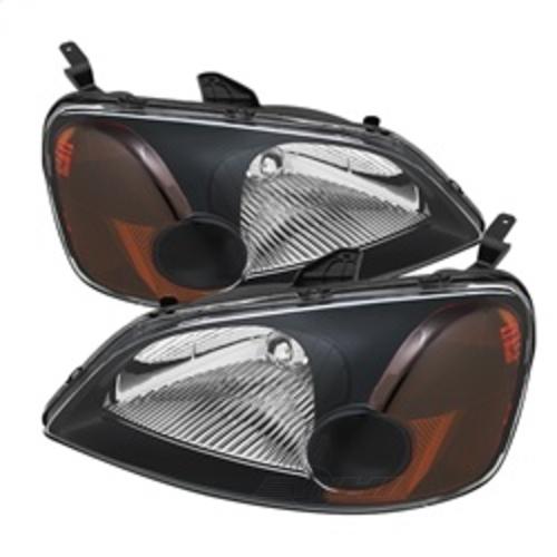SPYDER AUTO - Xtune Crystal Headlights - SYA 5014368