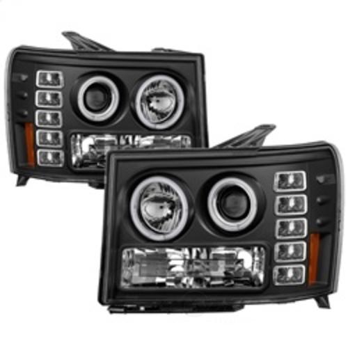 SPYDER AUTO - Ccfl Led Projector Headlights - SYA 5030184