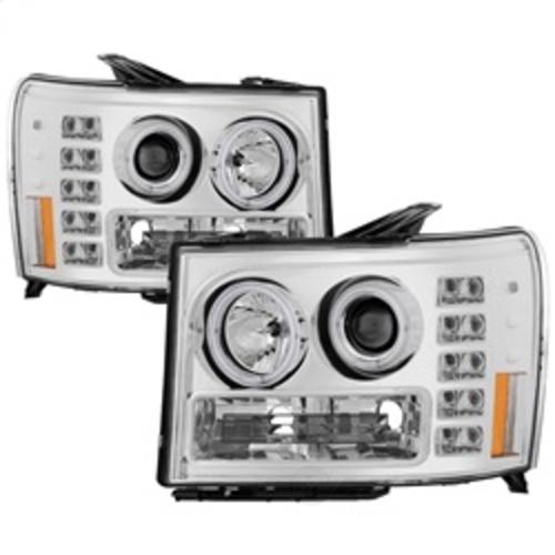 SPYDER AUTO - Ccfl Led Projector Headlights - SYA 5030191