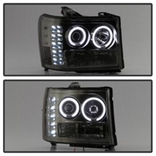 SPYDER AUTO - Ccfl Led Projector Headlights - SYA 5064172