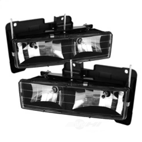 SPYDER AUTO - Xtune Crystal Headlights - SYA 5069443