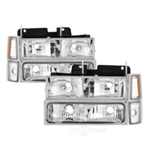 SPYDER AUTO - Xtune Headlights - SYA 5069535