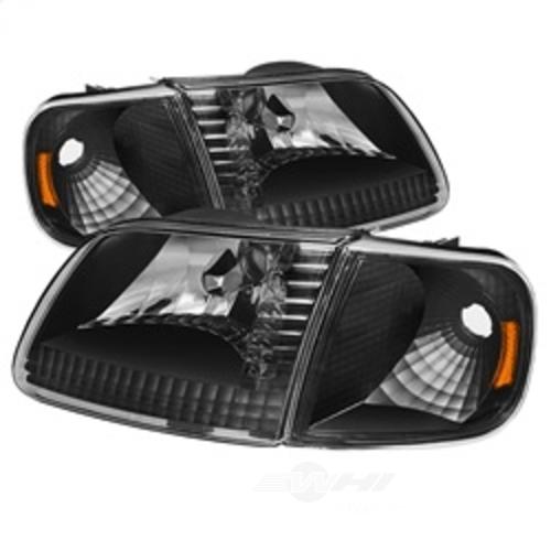 SPYDER AUTO - Xtune Crystal Headlights - SYA 5070319