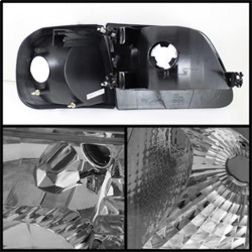 SPYDER AUTO - Xtune Crystal Headlights - SYA 5070326