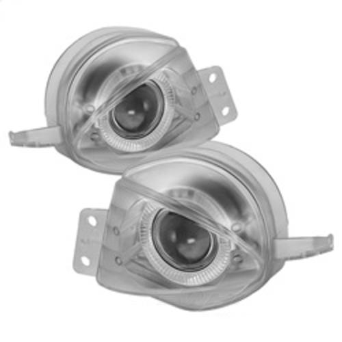 SPYDER AUTO - Halo Projector Fog Lights - SYA 5070548