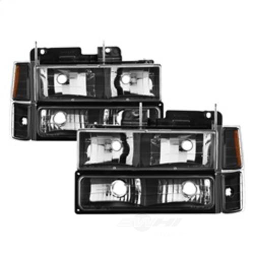 SPYDER AUTO - Xtune Headlights - SYA 5072221