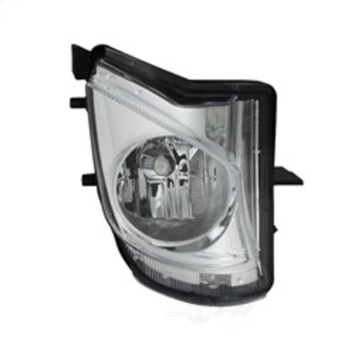 SPYDER AUTO - Oem Fog Lights - SYA 5075215