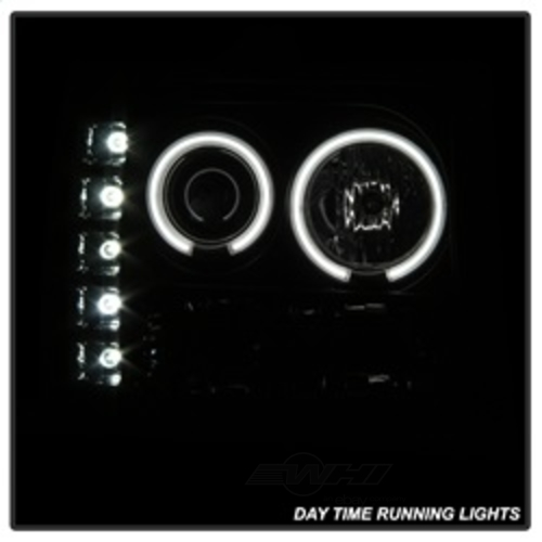 SPYDER AUTO - Ccfl Halo Led Projector Headlights - SYA 5078919