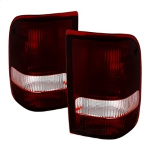 SPYDER AUTO - Xtune Tail Lights - SYA 9030574