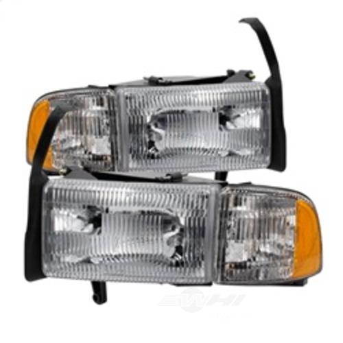 SPYDER AUTO - Xtune Headlights - SYA 9032141