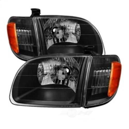 SPYDER AUTO - Xtune Headlights - SYA 9033292