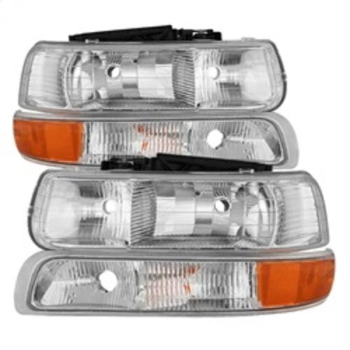 SPYDER AUTO - Xtune Headlights - SYA 9035111