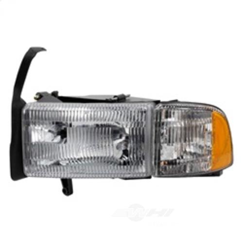 SPYDER AUTO - Xtune Headlight - SYA 9038174