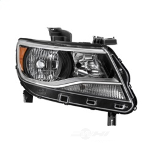 SPYDER AUTO - Xtune Headlight - SYA 9040542