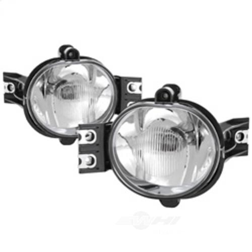SPYDER AUTO - Oem Fog Lights - SYA 9041006