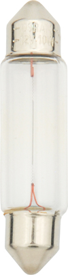 SYLVANIA RETAIL PACKS - 10-Pack Box Vanity Mirror Light Bulb - SYR 6411.TP
