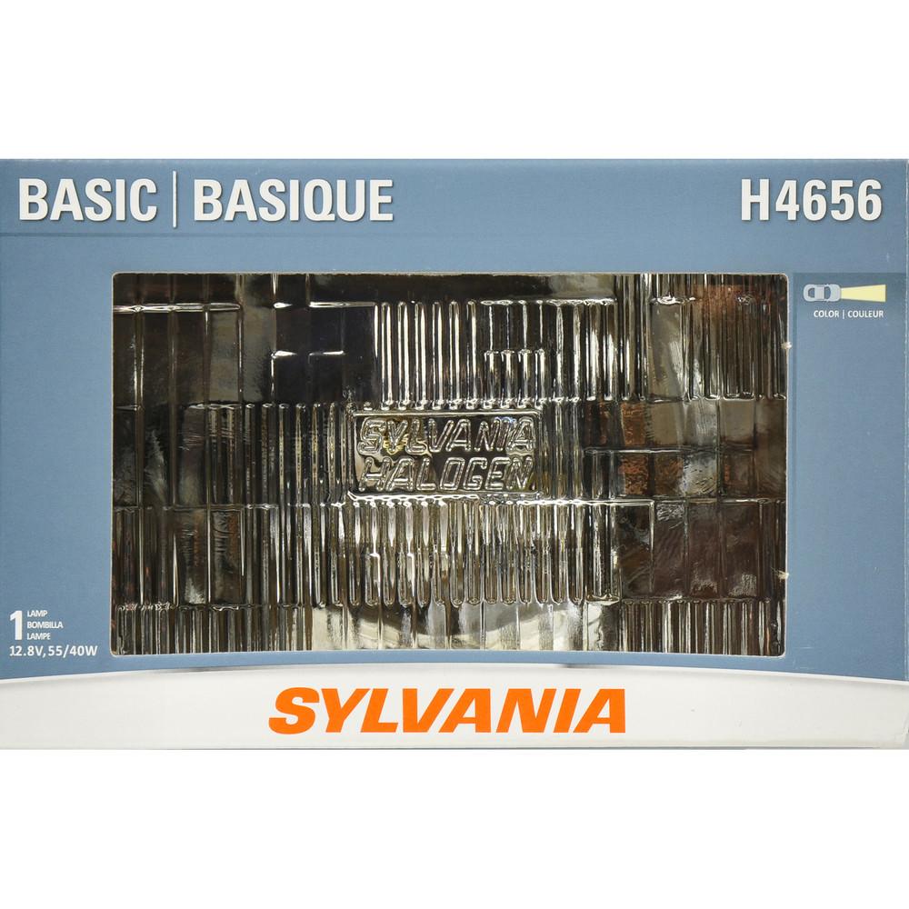 SYLVANIA RETAIL PACKS - Box Headlight Bulb (Low Beam) - SYR H4656.BX